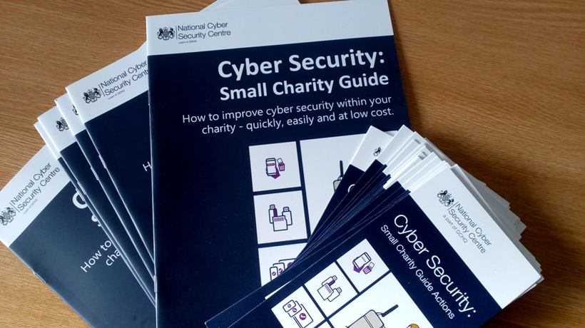 Cyber Security: Small Charity Guide Handouts